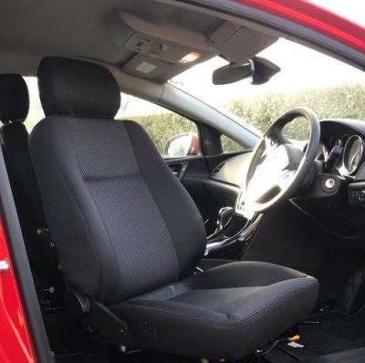 Elap Rotating Car Seat